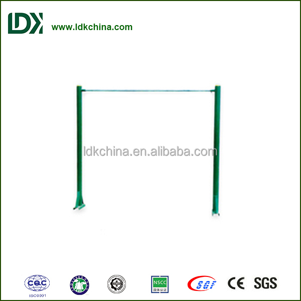 Outdoor cheap home gymnastics equipment horizontal bar with low prices