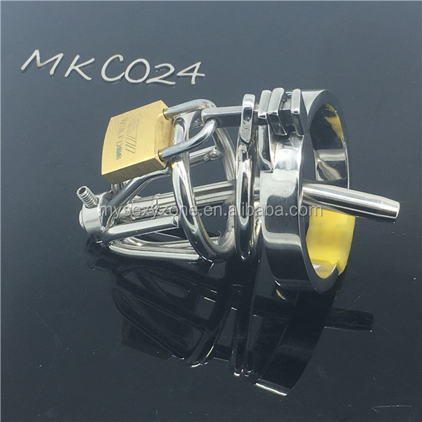 Male Chastity device cock Cage metal Chastity Belt Sex Toys penis Cage CB6000 Chastity Belt BDSM CBT Fetish C024