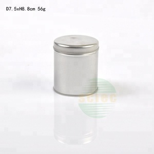 Best Selling Custom 320 Small Thin Metal Spice Tin Box With Lid