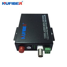 1Ch Digital video to fiber optical Transmitter and Receiver with Reverse Data Rs485 for Analog Camera/PTZ Camera