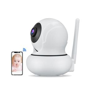 2019 New Hot Selling Zoom Baby Monitor IR-Cut 1080P CCTV Wireless Camera Wifi IP