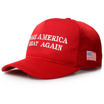 Custom red 2018 Mexico election cap with polyester