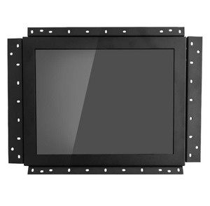 square size wall mount dc12v no frame 19 inch open frame lcd monitor
