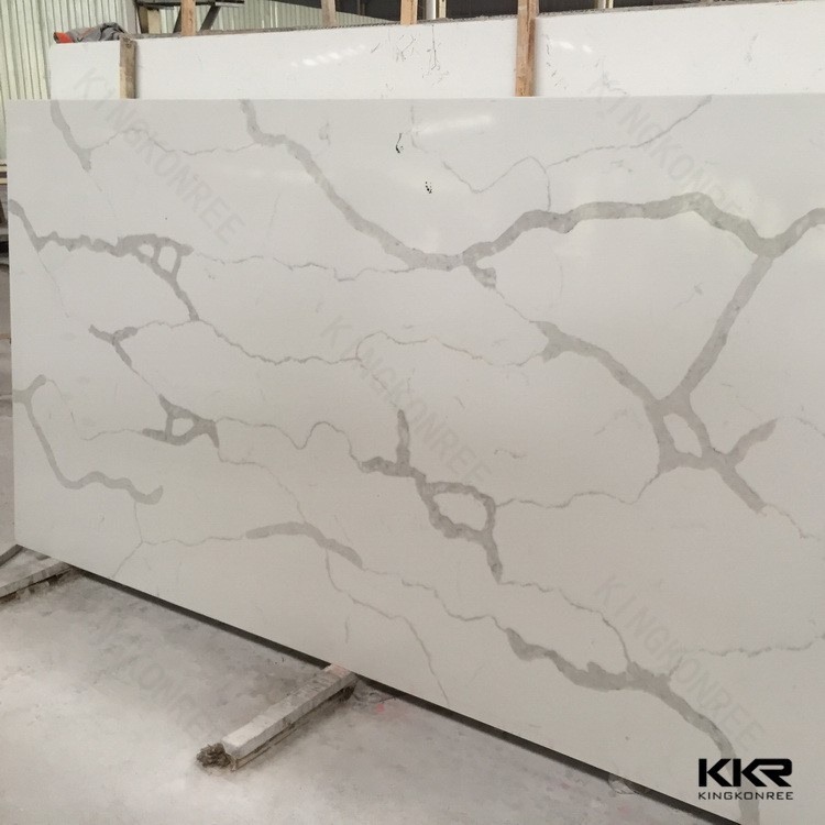 Texture artificielle carreaux de marbre calacatta marbre artificiel prix marbre id de produit - Marbre blanc calacatta ...
