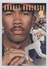 Garret Anderson #/500 (Baseball Card) 1996 Leaf Studio - [Base] - Gold Press Proof #23