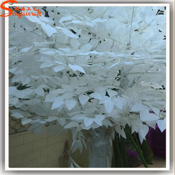 Factory Manufacturing Beautiful Silver And White Outdoor