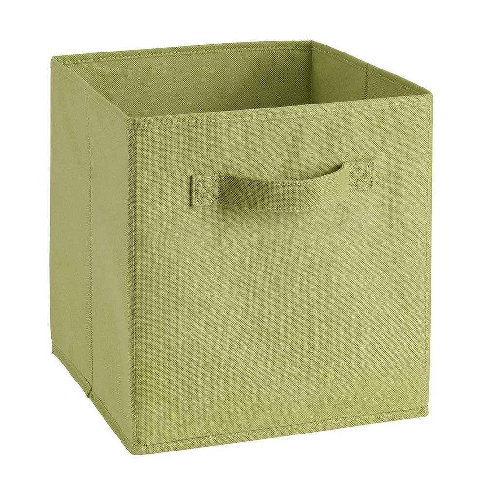 KOBWA Foldable Cloth Storage Cube Basket Bins Organizer Containers Drawers
