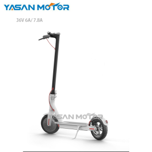 Cheap 36V 6Ah Xiaomi CE 2 wheel stand up electric scooter with brushless motor