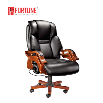 Genial Hot Sale Luxury Leather Executive Office Chair Presidential Supreme Chair (FOHB 01)