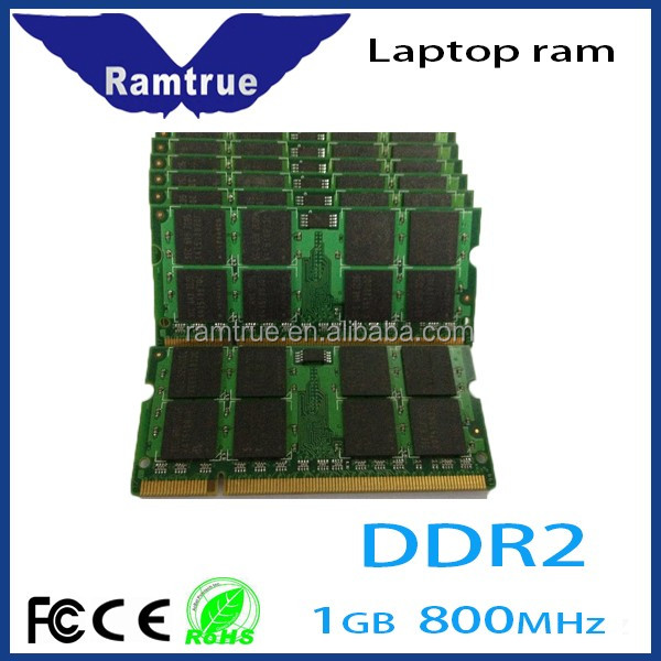 full compatible 8bits desktops ram memory pc800 1gb ddr2
