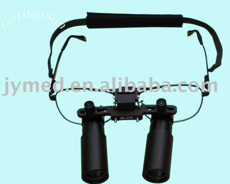 6XBinocular magnifier/6X magnification/dental loupe