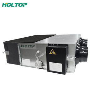 HOLTOP fresh air to air heat reclaim counter flow exchanger ventilation recuperator system for home room price