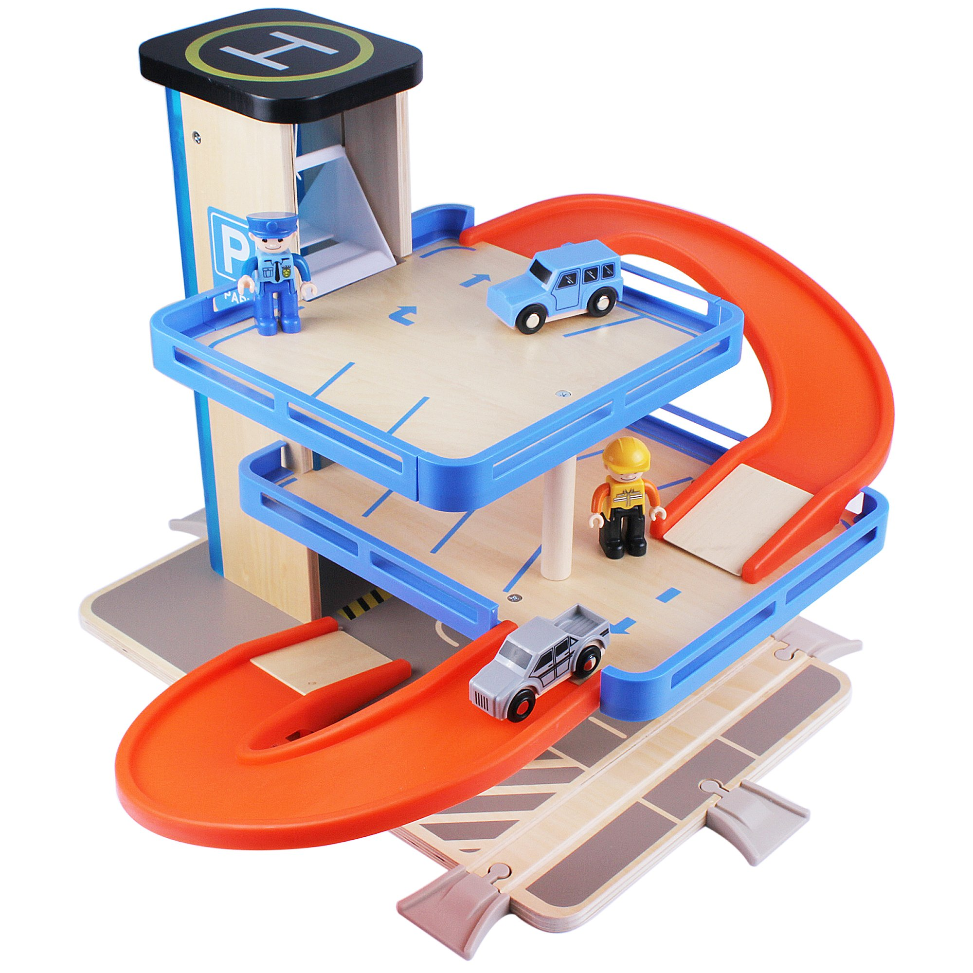 Car Parking Garage - iPlay, iLearn, Toy Cars Car Parking Station Car Garage Boys toys Car Parking Toy