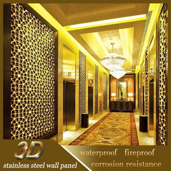 Hot New Products For 2015 Inox Sheet 3d Panel Wall Decor For Tv ...