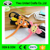 1 Pc Cartoon Wire Cord Phone Cable Winder Organizer Ties Food Bag Sealing Tape