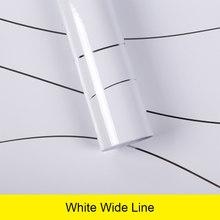 Новые золотые краски серебряные линии ПВХ декоративные наклейки теплопередача виниловая пленка мебель DIY самоклеющиеся обои для кухни(Китай)
