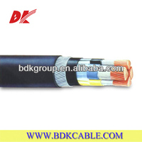 0.6/1kV AL/PVC/PVC(or PE) SWA Power Cable /low voltage cable tray