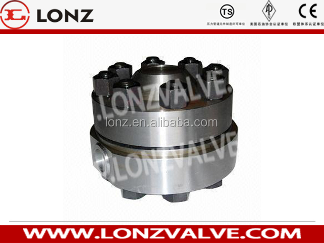 F22 Socket Weld High Temperature High Pressure Disc Type Steam Trap