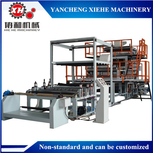 PVC flex banner making machine