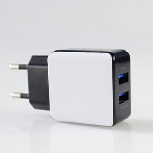 Factory mobile accessory qc 3.0 wall charger,5V 3.0A micro usb wall charger oem