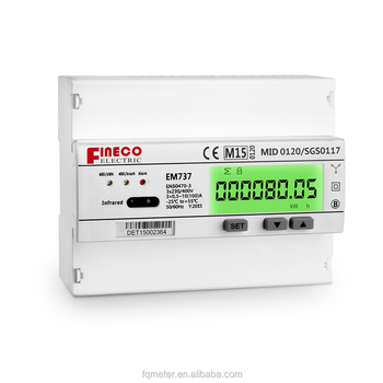 EM737 3*230/400V 10(100)A MID certificated 3 phase 4 wire energy meter on 3 phase voltage diagram, three phase circuit, three phase plug, three phase voltage, three phase transformer, three phase transmission diagram, three phase compressor, three phase cable, three phase power, three phase system, three pump diagram, 3 phase motor diagram, three phase electrical, three phase service, three phase operation, three phase generator, three phase wire, three phase starter diagram, three phase regulator, three phase electricity diagram,