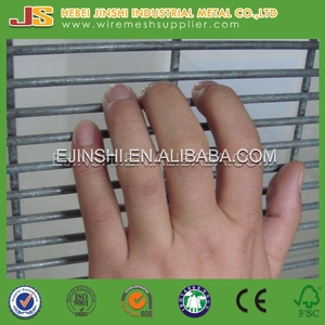 High Security Welded Wire Mesh Fence, Anti Climb Fence