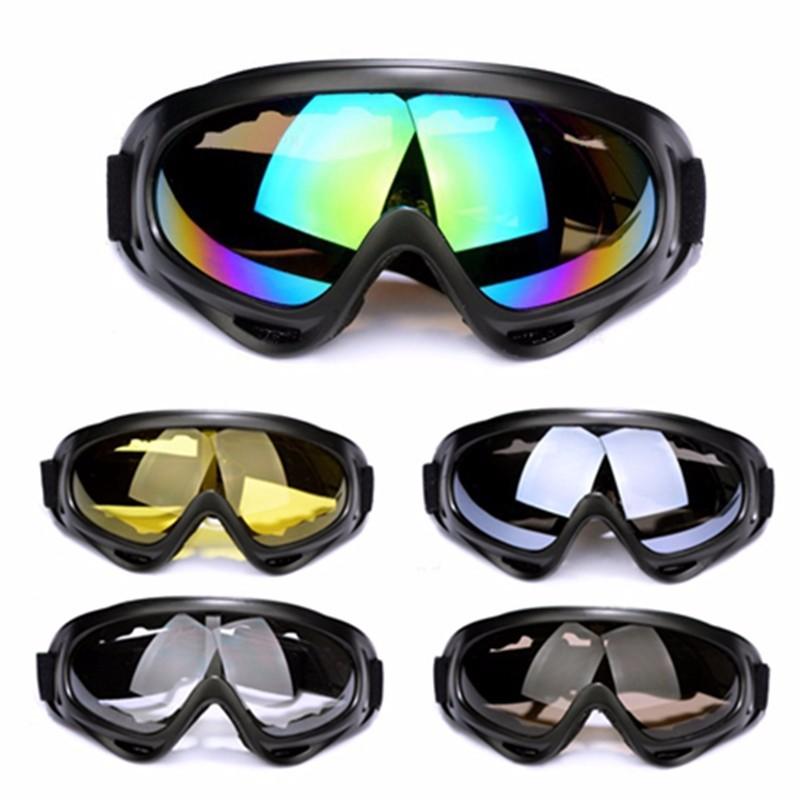 Hot Sales Motorcycle Goggle Bike Gafas Cycling Skiing Sport Glasses CG09