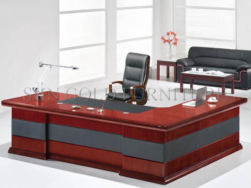 Houten Bureau Kantoor : Nieuwste moderne kantoormeubilair houten bureau klassieke kantoor