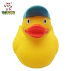 Baby Toys China Manufacturer Cute Soft Vinyl Rubber Ducky Baby Bath Toys
