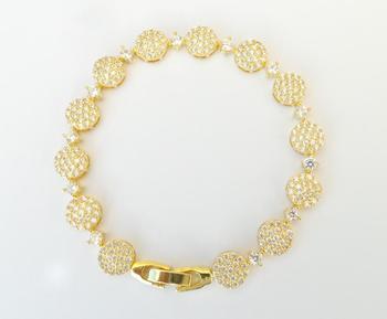 Dubai 18k Gold Jewelry Fashion Women Set Wedding Jewellery Designs