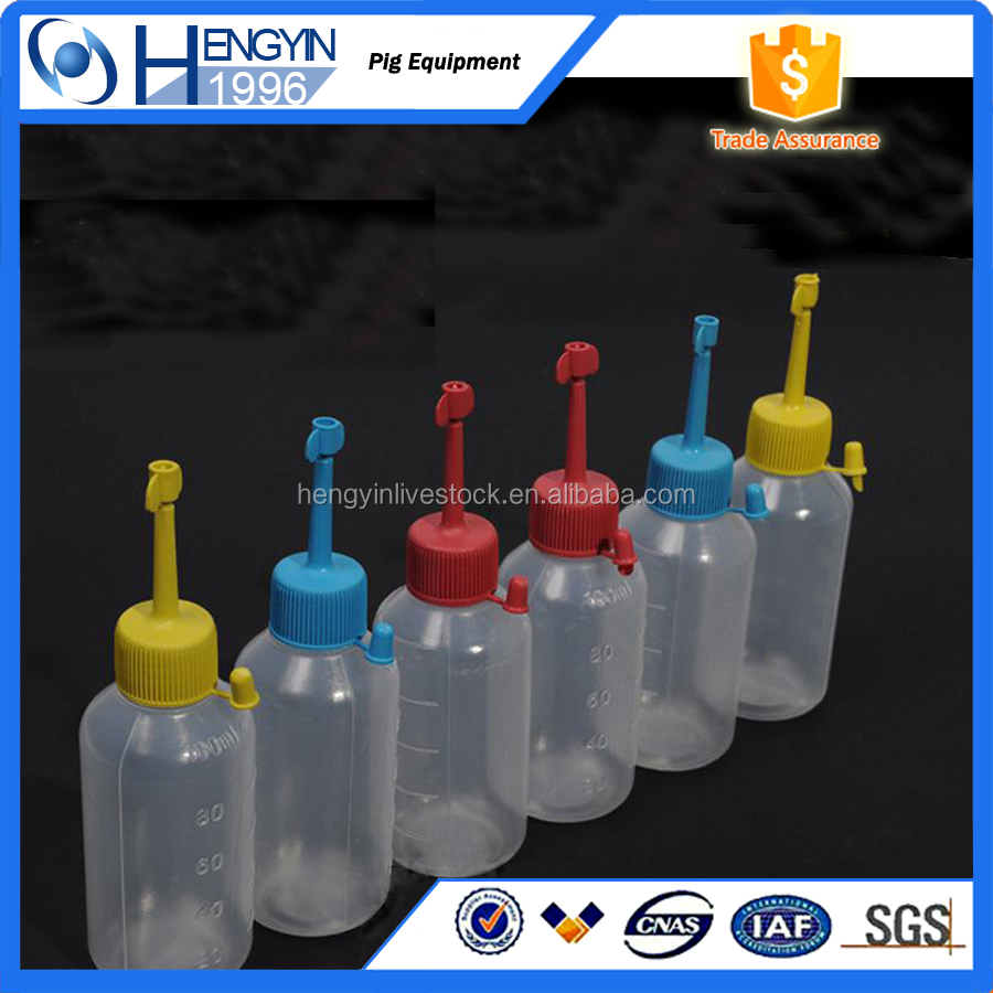 Materials artificial insemination pig semen bottle