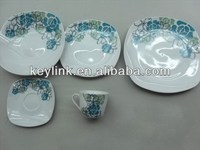 Best quality novelty wholesale light weight dinner set