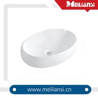 Bathroom quartz hand washing cabinet sink hand wash basin size