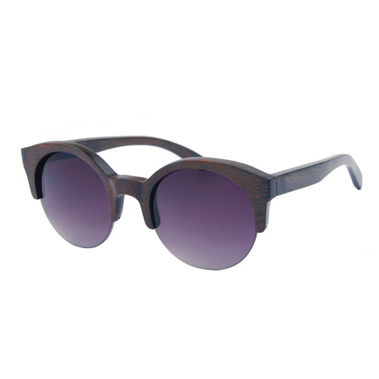 new design sunglasses wooden legs polarized mirror lens driving men and women <strong>sun</strong>