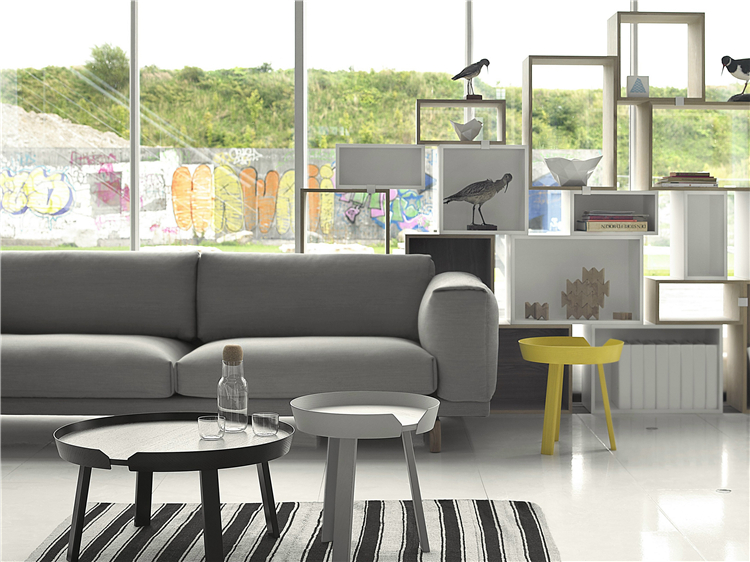 Nordic Liansheng Meubels Banken Woonkamer Moderne Lui Stof Sofa Set ...