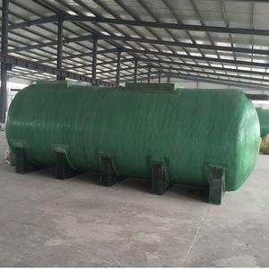 Fiberglass wind equipment 50000 gallon storage tank