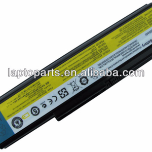4400mah rohs ce cmos battery for lenovo y510 y530 battery