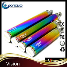 2013 Newest 100% original vision 1300 mah vision spinner battery twist