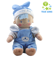 2017 lovely baby soft Toys Stuffed & Plush baby doll
