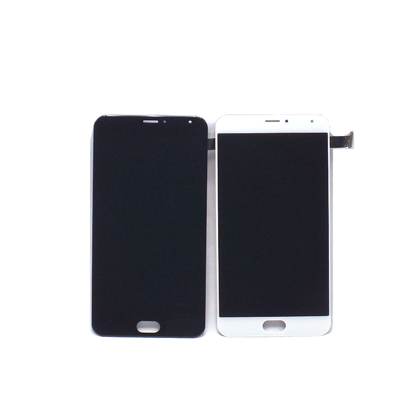 For Meizu MX5 LCD display with touch screen digitizer Assembly with Frame + free repair tools great quality 100% tested