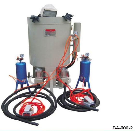 portable air pressure machine