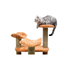 Customized Wholesale Cat Climbing Tree Scratching Post