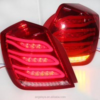 Forenza Lacetti Nubira Optra Excelle LED Tail Lamp LED Rear Lights 2003-2007 year Red Color BZW