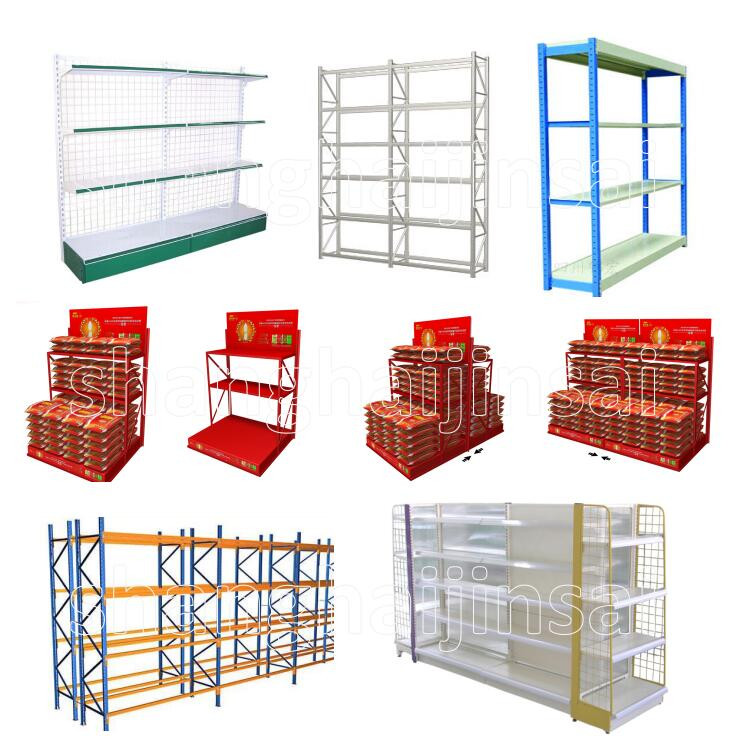Chinese Factory Customer Size Merchandise Display Stands