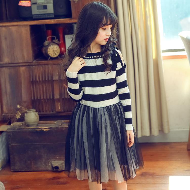 Buteek style dress 2018 fall