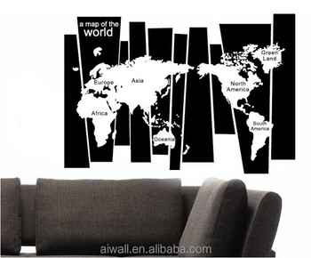 8120 world map 3d wall stickers high quality world map wall sticker 8120 world map 3d wall stickers high quality world map wall sticker decal printing gumiabroncs Gallery