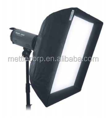 mettle soft box 6090 with adapter ring for photographer