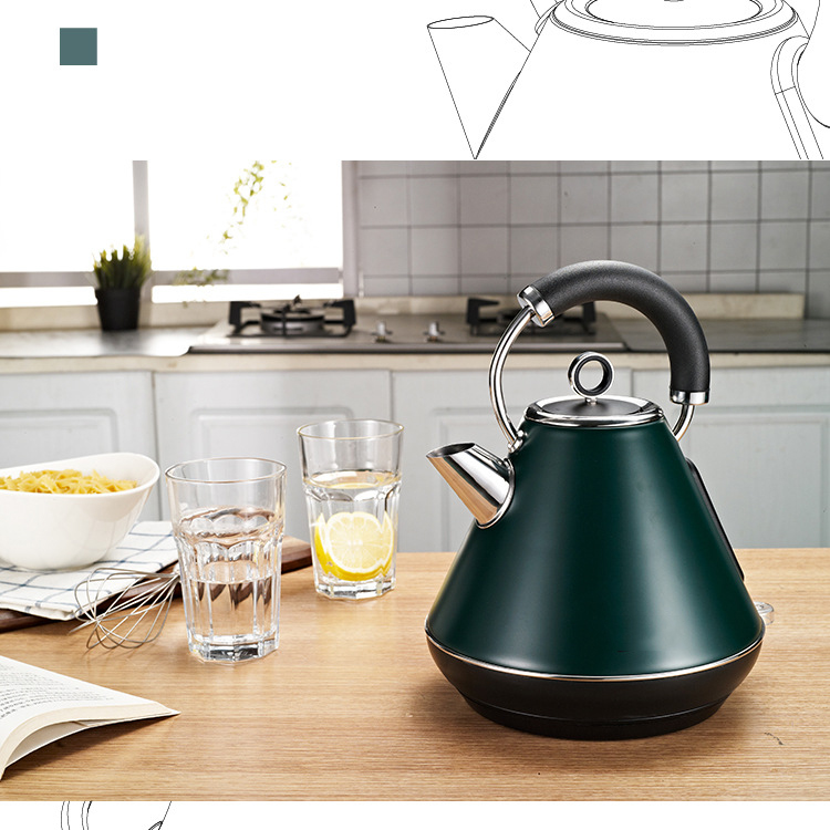 China suppliers best stainless steel electric hot water kettle price