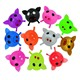 Hot Selling High Quality Colorful Pig Head Splat Ball Toy