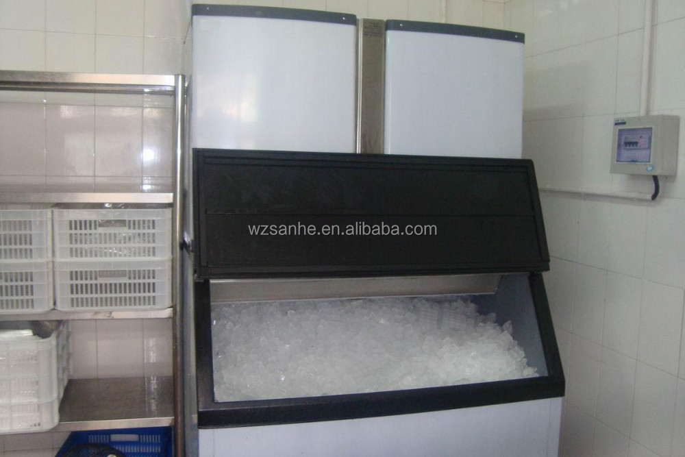 1000kg Separated Automatic Cube Ice Making Machine Price List ...